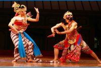 simbol karya tari di Indonesia