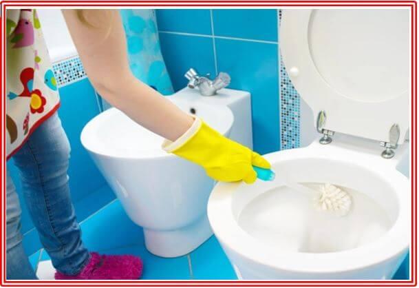 Cara Menghilangkan Kerak Kapur pada Keramik dengan mudah