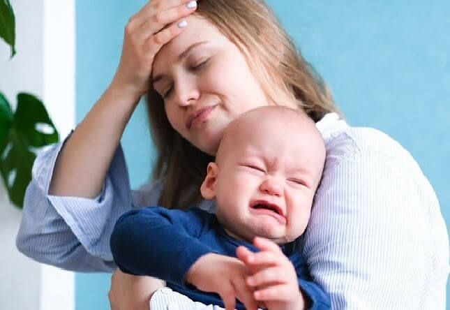 Cara Membuat Bayi Tertidur Tanpa Digendong